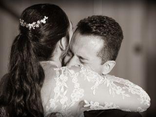La boda de Debora y Abel