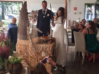 La boda de Esther y Ernesto 1
