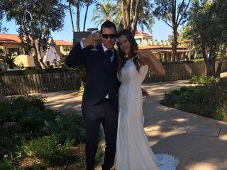 La boda de Esther y Ernesto