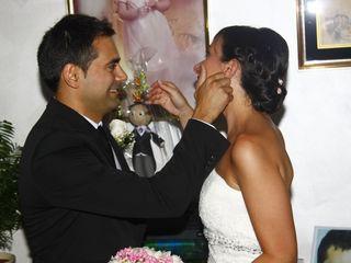 La boda de Paqui y Javi 1
