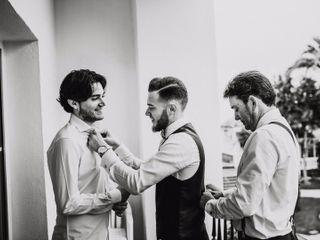 La boda de Andrea y José Carlos 2