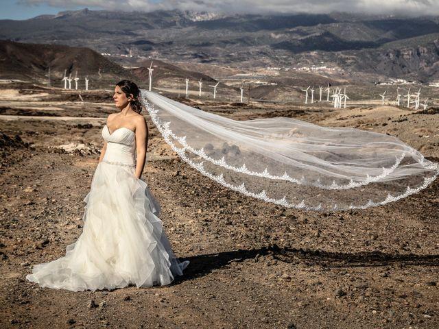 La boda de Alejandro y Raquel en Candelaria, Santa Cruz de Tenerife 2