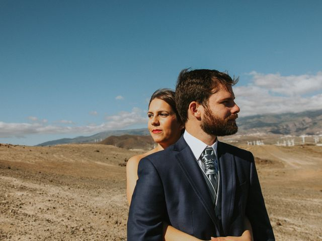 La boda de Alejandro y Raquel en Candelaria, Santa Cruz de Tenerife 12