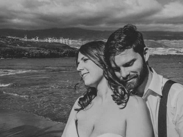 La boda de Alejandro y Raquel en Candelaria, Santa Cruz de Tenerife 13