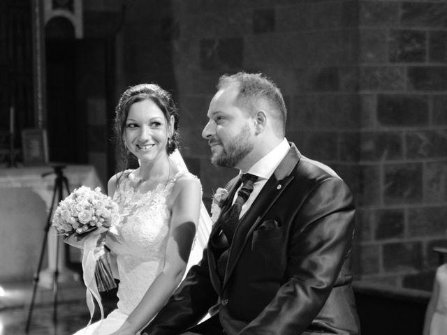 La boda de Alex y Eli en Peralada, Girona 9