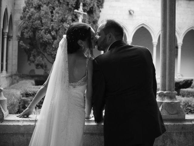 La boda de Alex y Eli en Peralada, Girona 10
