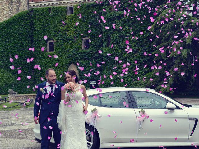 La boda de Alex y Eli en Peralada, Girona 12