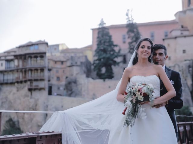 La boda de Javier y Ester en Villalba De La Sierra, Cuenca 8