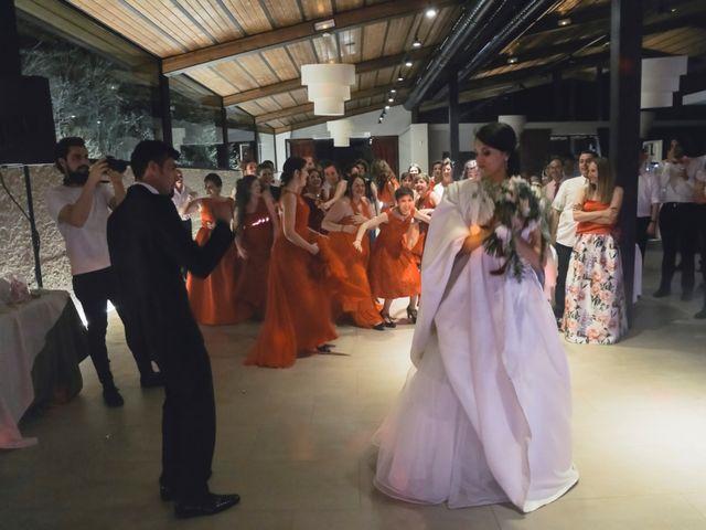 La boda de Javier y Ester en Villalba De La Sierra, Cuenca 12