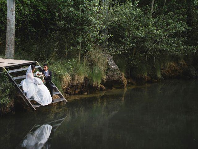 La boda de Javier y Ester en Villalba De La Sierra, Cuenca 15