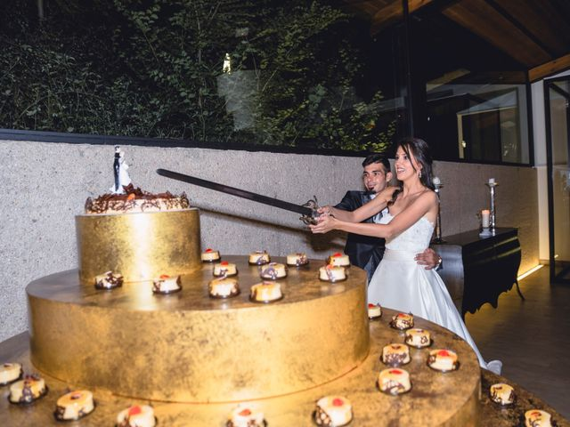La boda de Javier y Ester en Villalba De La Sierra, Cuenca 17