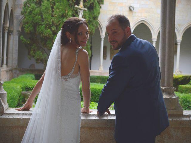 La boda de Alex y Eli en Peralada, Girona 21