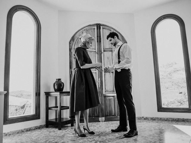 La boda de Pedro y Elo en El Cabo De Gata, Almería 28