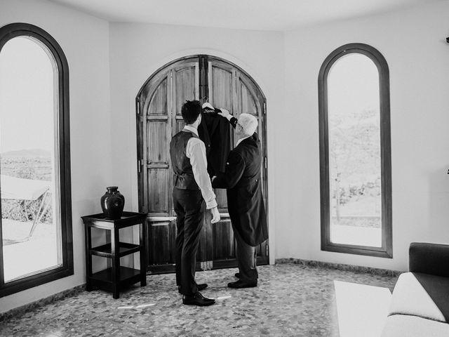 La boda de Pedro y Elo en El Cabo De Gata, Almería 34