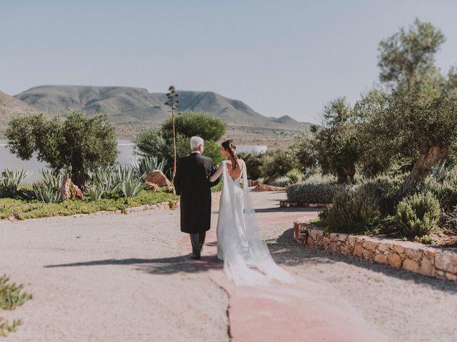 La boda de Pedro y Elo en El Cabo De Gata, Almería 60