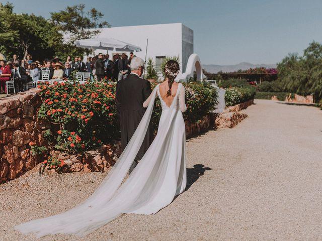 La boda de Pedro y Elo en El Cabo De Gata, Almería 61