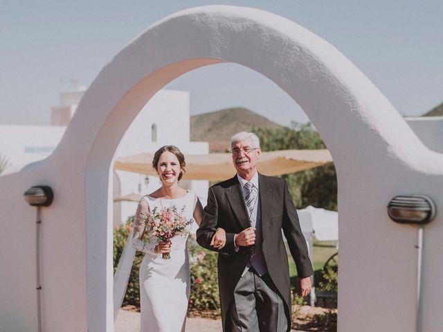 La boda de Pedro y Elo en El Cabo De Gata, Almería 62