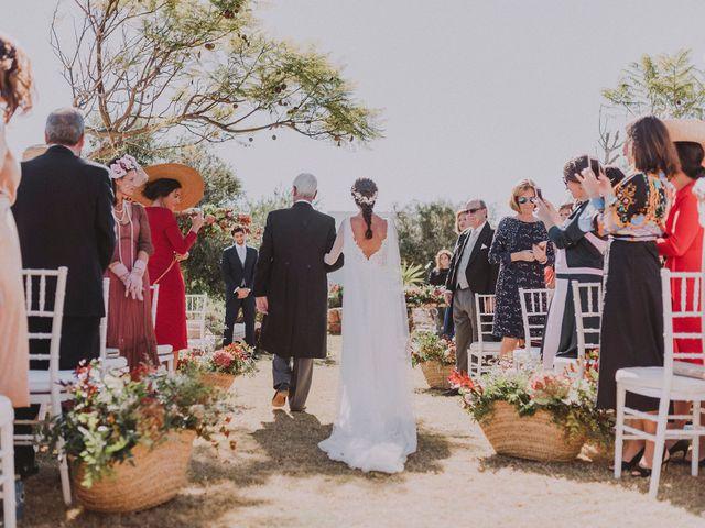 La boda de Pedro y Elo en El Cabo De Gata, Almería 63