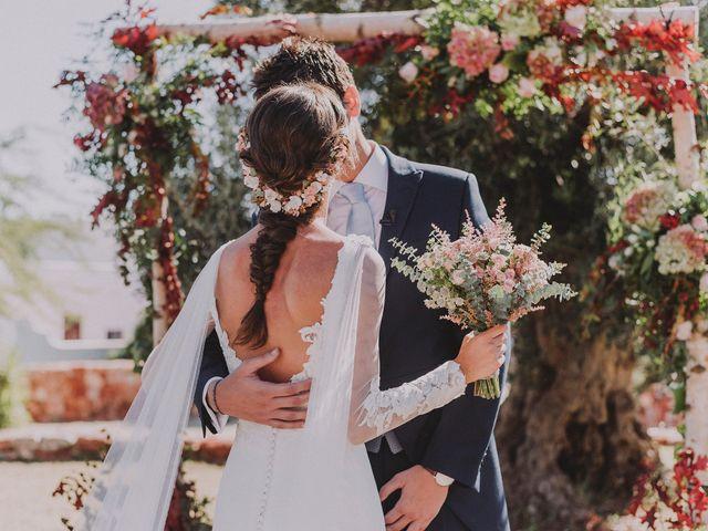 La boda de Pedro y Elo en El Cabo De Gata, Almería 64