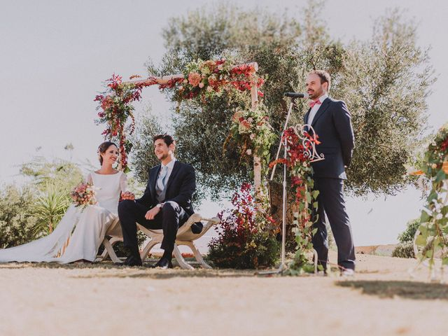 La boda de Pedro y Elo en El Cabo De Gata, Almería 66