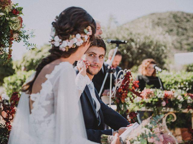 La boda de Pedro y Elo en El Cabo De Gata, Almería 73
