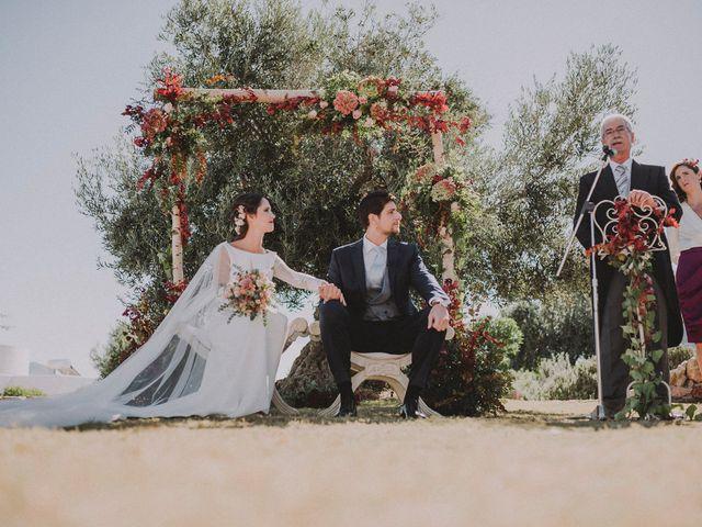 La boda de Pedro y Elo en El Cabo De Gata, Almería 74