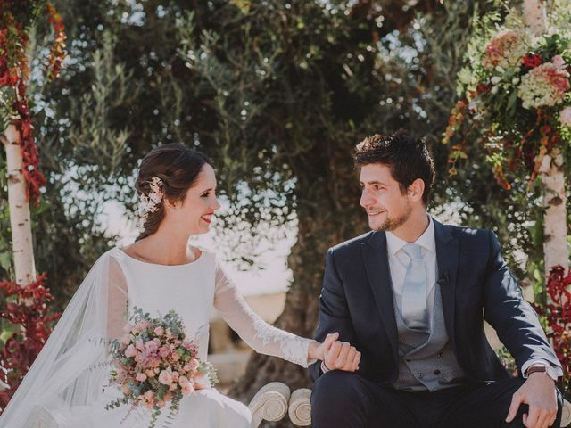 La boda de Pedro y Elo en El Cabo De Gata, Almería 75