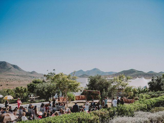 La boda de Pedro y Elo en El Cabo De Gata, Almería 76