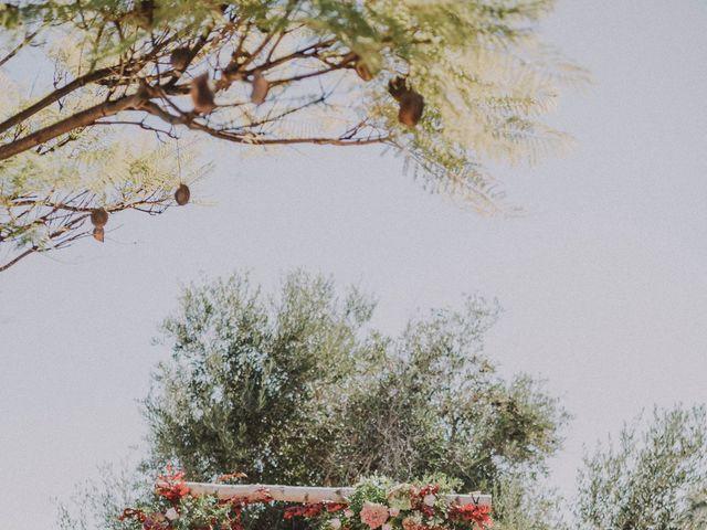 La boda de Pedro y Elo en El Cabo De Gata, Almería 79