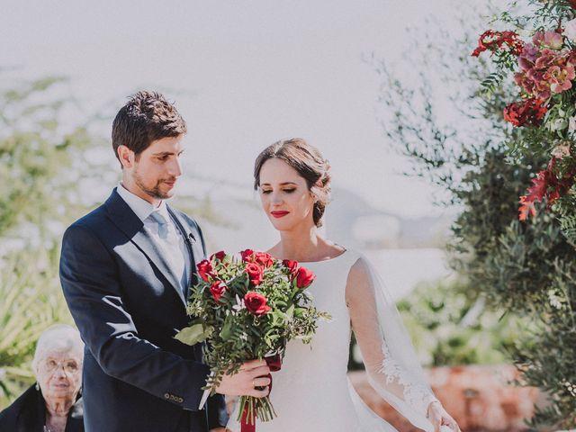La boda de Pedro y Elo en El Cabo De Gata, Almería 85