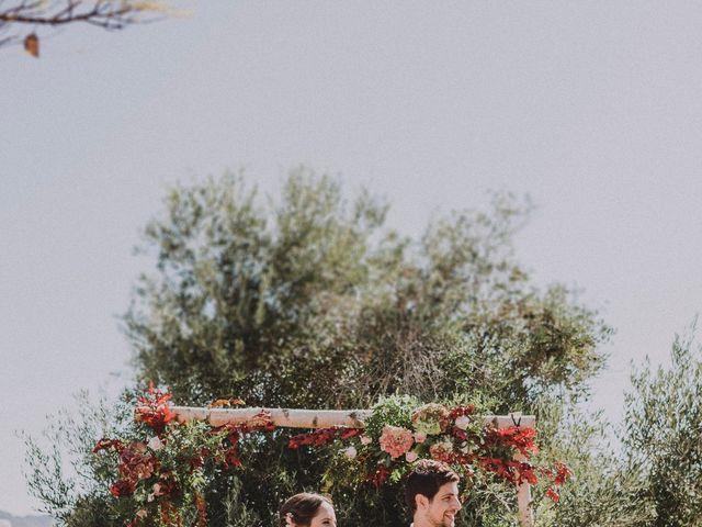 La boda de Pedro y Elo en El Cabo De Gata, Almería 87