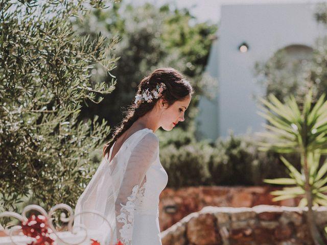 La boda de Pedro y Elo en El Cabo De Gata, Almería 89