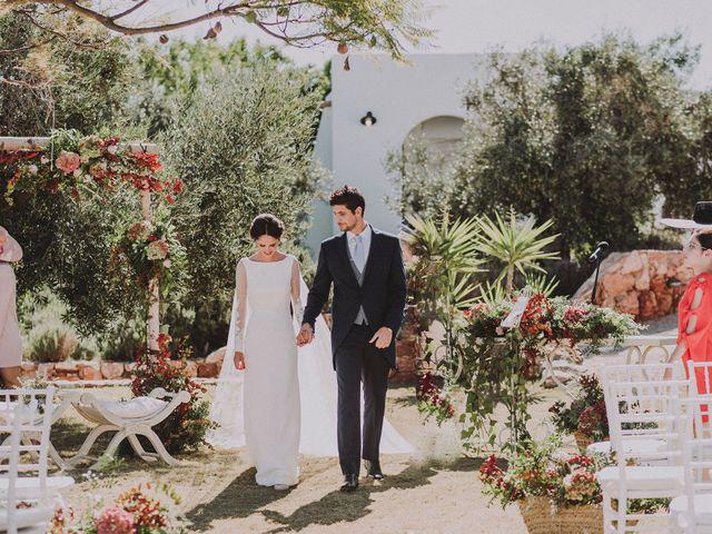 La boda de Pedro y Elo en El Cabo De Gata, Almería 92