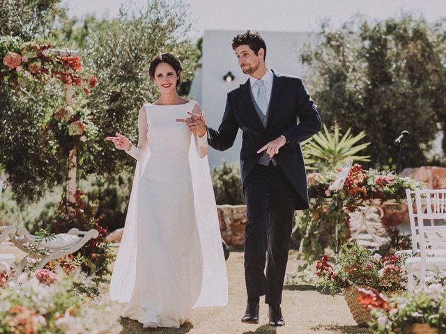 La boda de Pedro y Elo en El Cabo De Gata, Almería 93