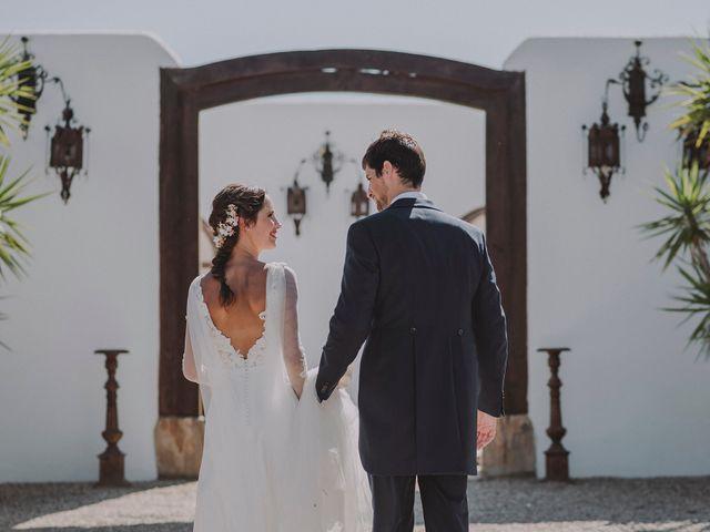 La boda de Pedro y Elo en El Cabo De Gata, Almería 103