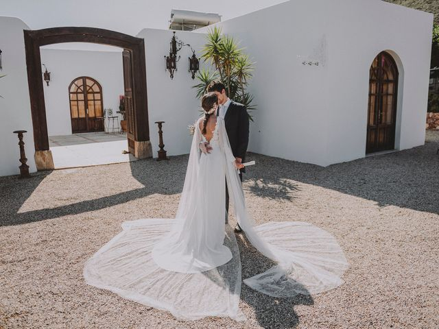 La boda de Pedro y Elo en El Cabo De Gata, Almería 106