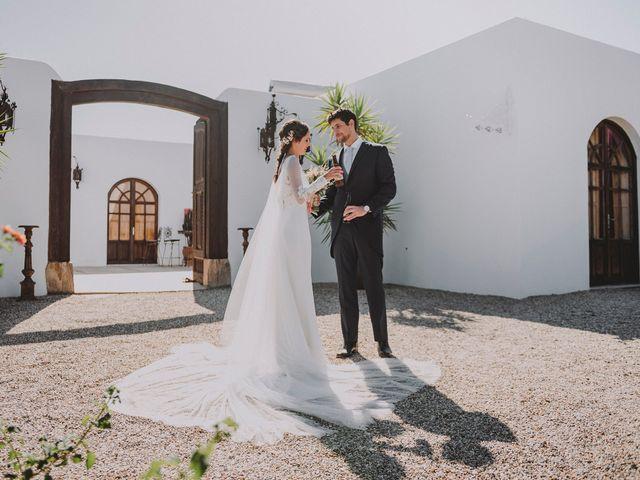 La boda de Pedro y Elo en El Cabo De Gata, Almería 109