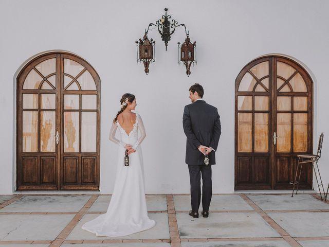 La boda de Pedro y Elo en El Cabo De Gata, Almería 117
