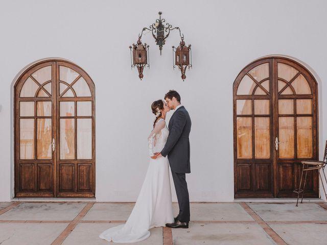 La boda de Pedro y Elo en El Cabo De Gata, Almería 119