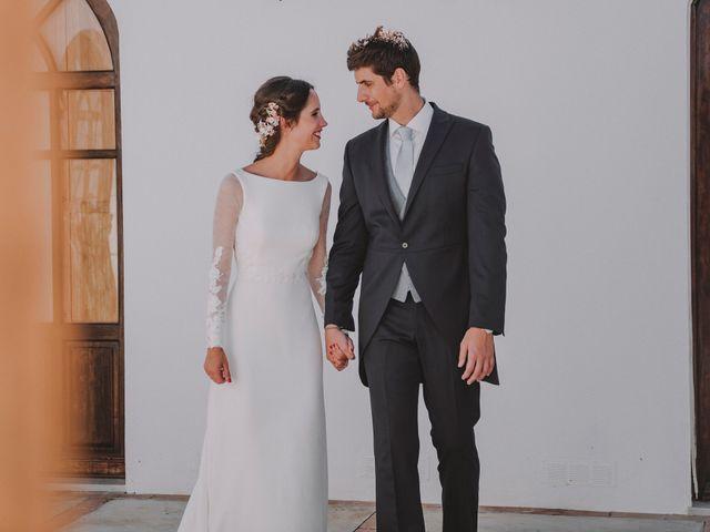 La boda de Pedro y Elo en El Cabo De Gata, Almería 121