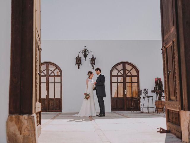 La boda de Pedro y Elo en El Cabo De Gata, Almería 125