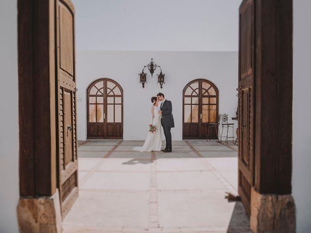 La boda de Pedro y Elo en El Cabo De Gata, Almería 126
