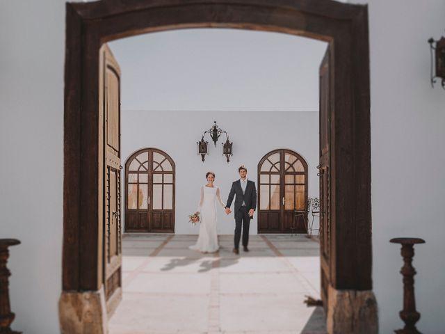 La boda de Pedro y Elo en El Cabo De Gata, Almería 127