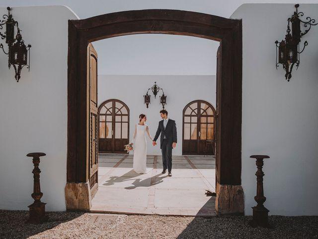 La boda de Pedro y Elo en El Cabo De Gata, Almería 128