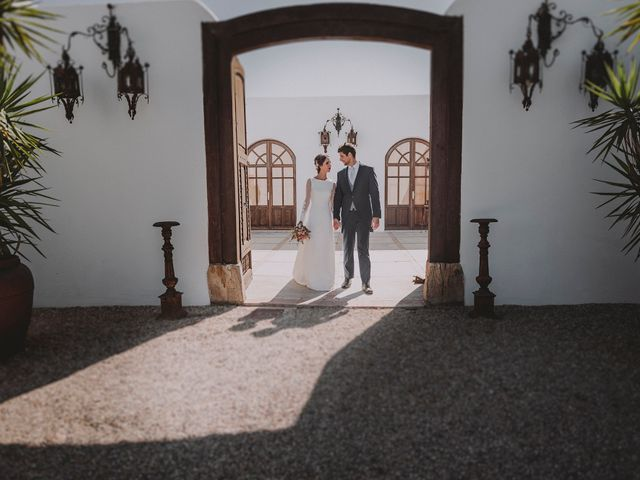 La boda de Pedro y Elo en El Cabo De Gata, Almería 130