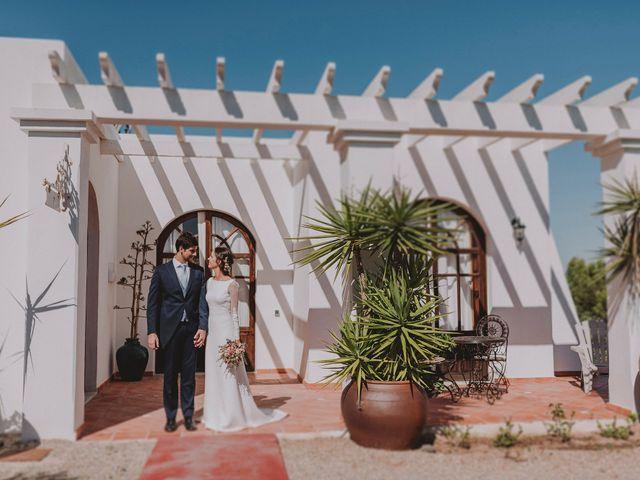 La boda de Pedro y Elo en El Cabo De Gata, Almería 132