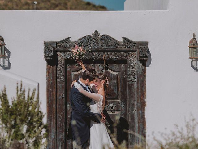 La boda de Pedro y Elo en El Cabo De Gata, Almería 133