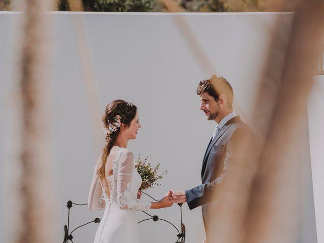 La boda de Pedro y Elo en El Cabo De Gata, Almería 135