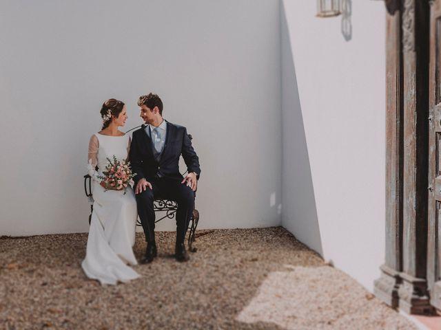 La boda de Pedro y Elo en El Cabo De Gata, Almería 139