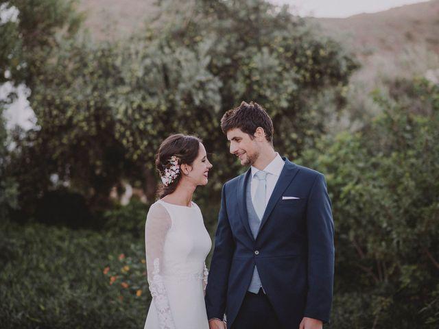 La boda de Pedro y Elo en El Cabo De Gata, Almería 140